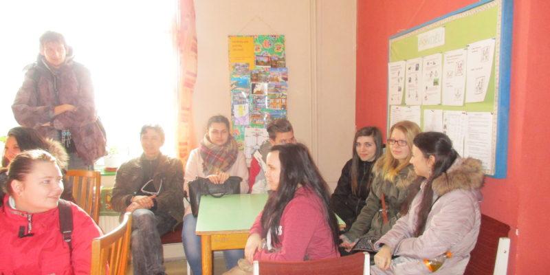 2016 – studenti na exkurzi v Denním centru (3)